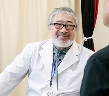 城南福祉医療協会 京浜診療所 所長 今井保
